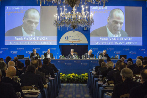 Workshop the European House - Ambrosetti a Villa D'Este